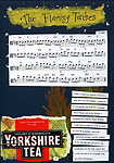 Folk Viola Sheet Music - The Flaming Torches