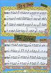 Folk Viola Sheet Music - Jig of Slurls and The Scree