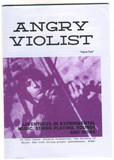 Angry Violist Issue 5
