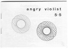 Angry Violist Issue 5.5