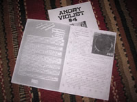 Angry Violist Issue 4